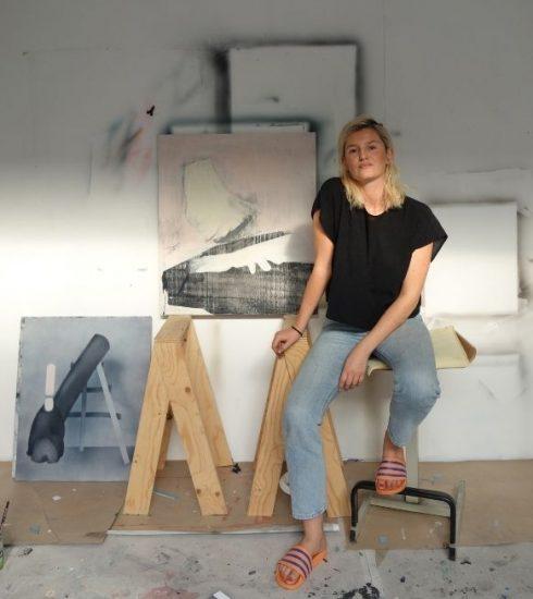 Kunstenares Ellen Pil wil Vlaanderen en Wallonië verzoenen met nieuwe expo