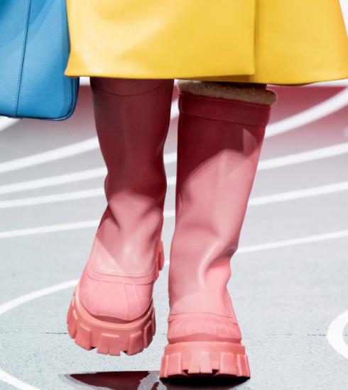 Gespot op de catwalk: deze schoenen dragen we komende herfst en winter