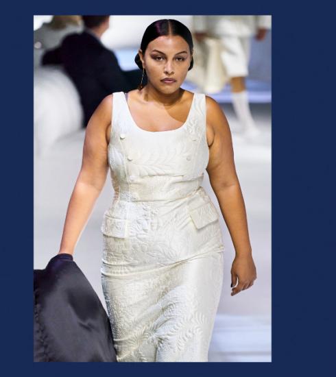 De modeshow van Fendi was divers, intiem en familie stond centraal