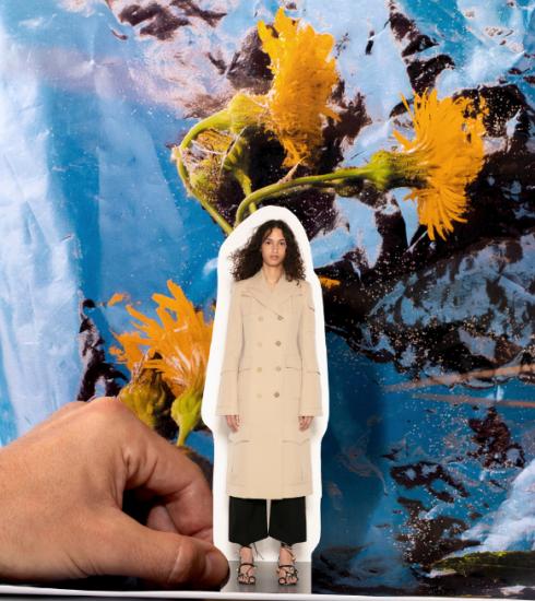 Ook JW Anderson kiest voor 'modeshow' in miniatuurformaat