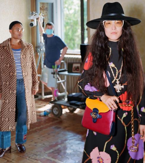 Gucci gebruikt Belgische muziek in nieuwe campagne