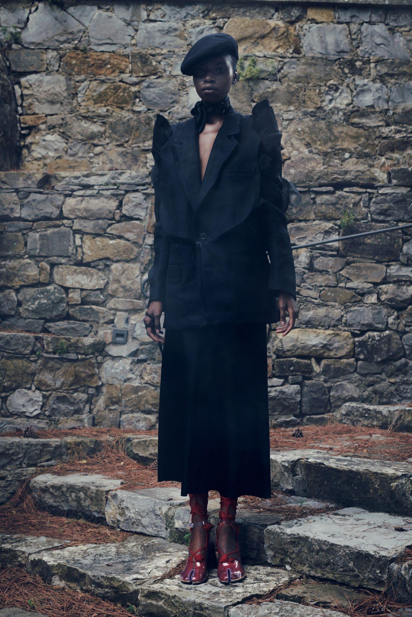 De SS21-collectie van Maison Margiela biedt stijlvolle inspiratie voor Halloween - 13