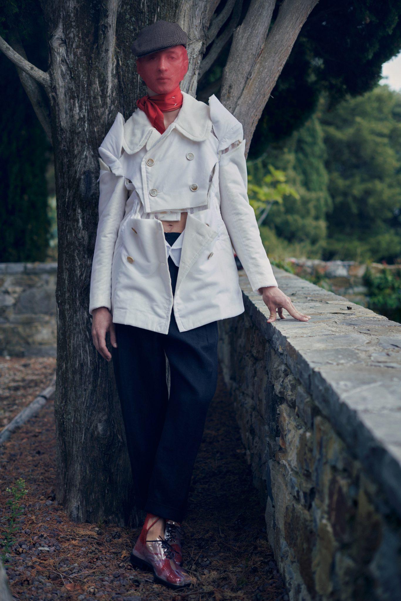 De SS21-collectie van Maison Margiela biedt stijlvolle inspiratie voor Halloween - 14