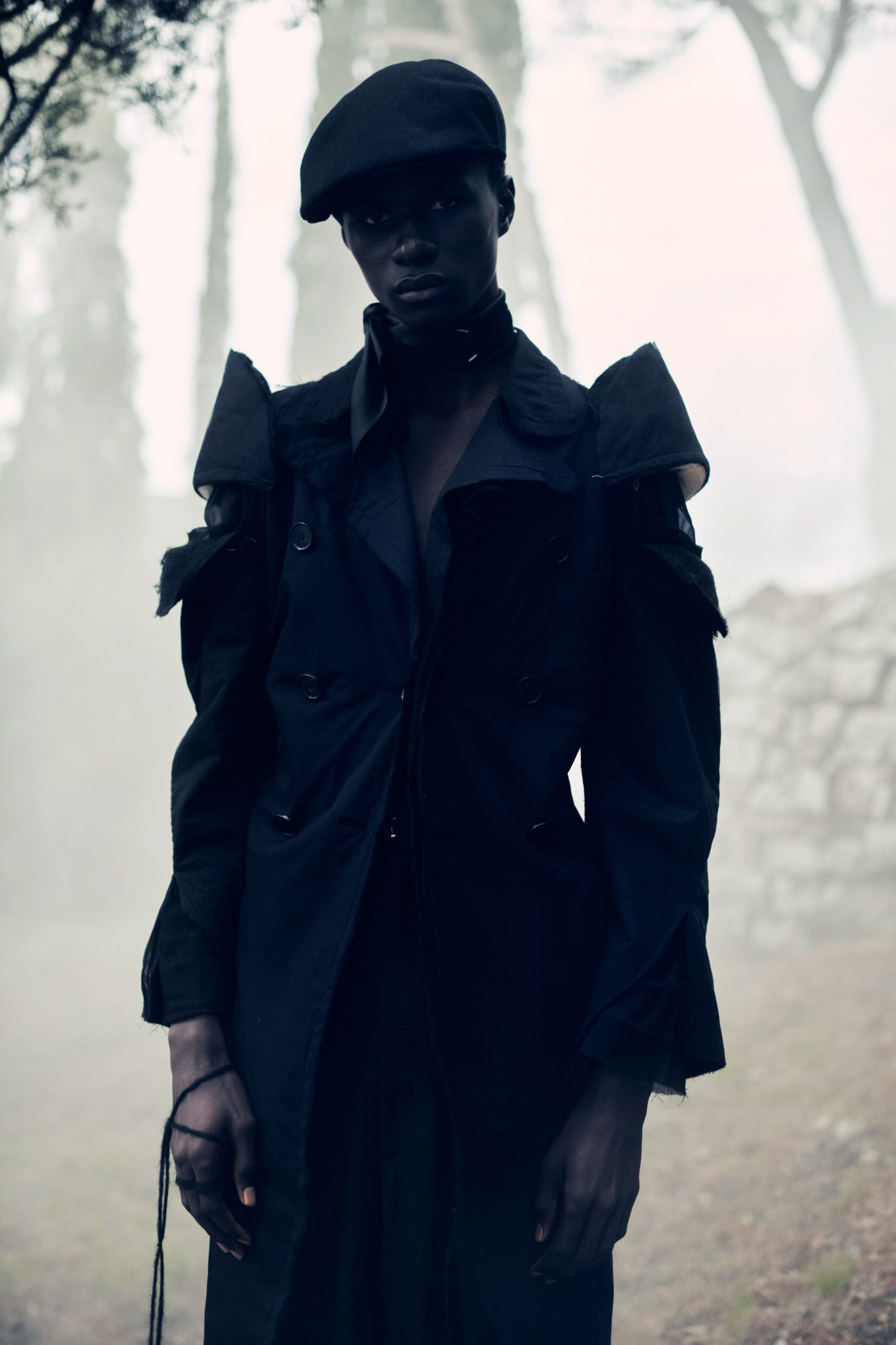 De SS21-collectie van Maison Margiela biedt stijlvolle inspiratie voor Halloween - 4