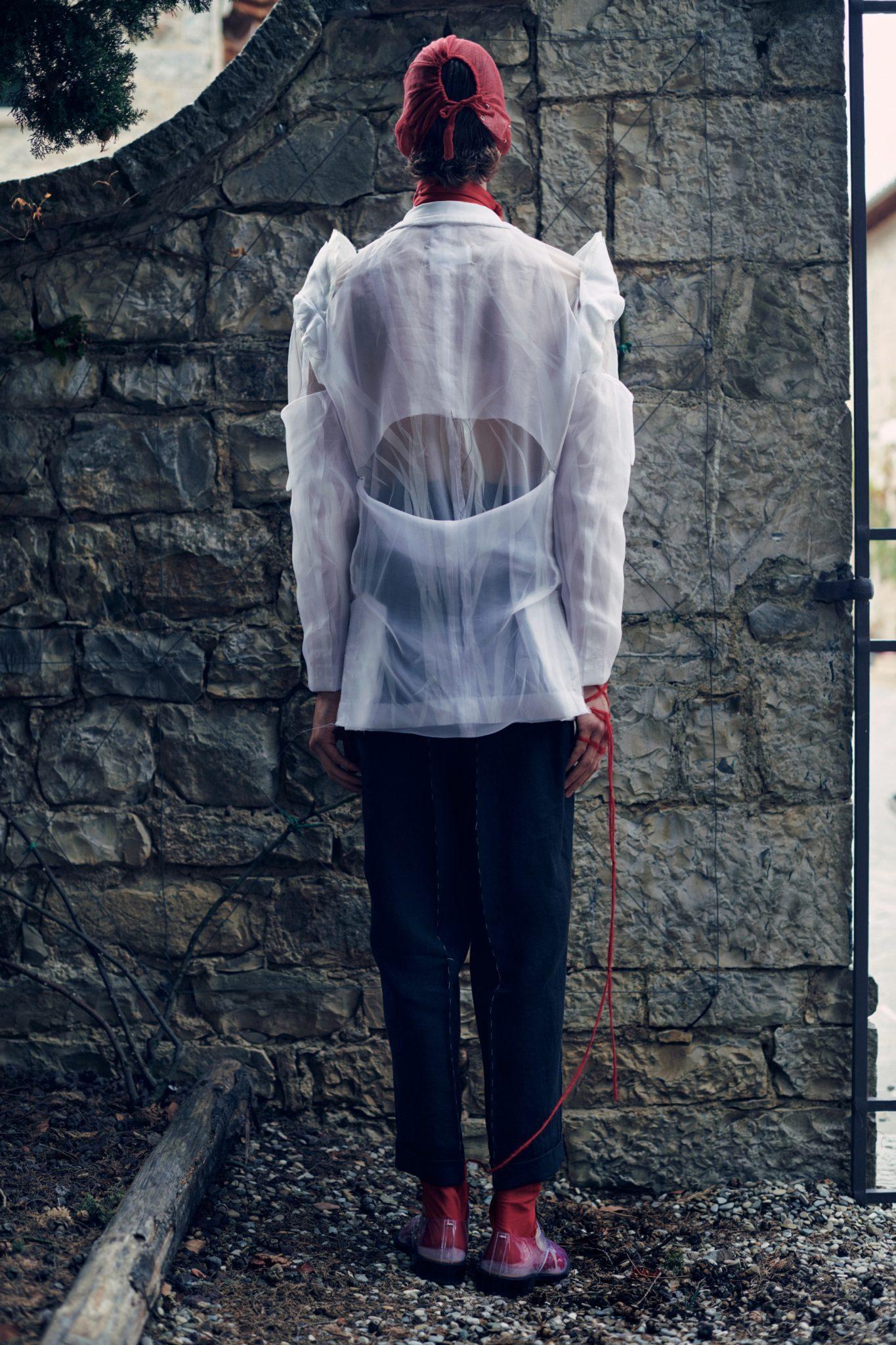 De SS21-collectie van Maison Margiela biedt stijlvolle inspiratie voor Halloween - 7