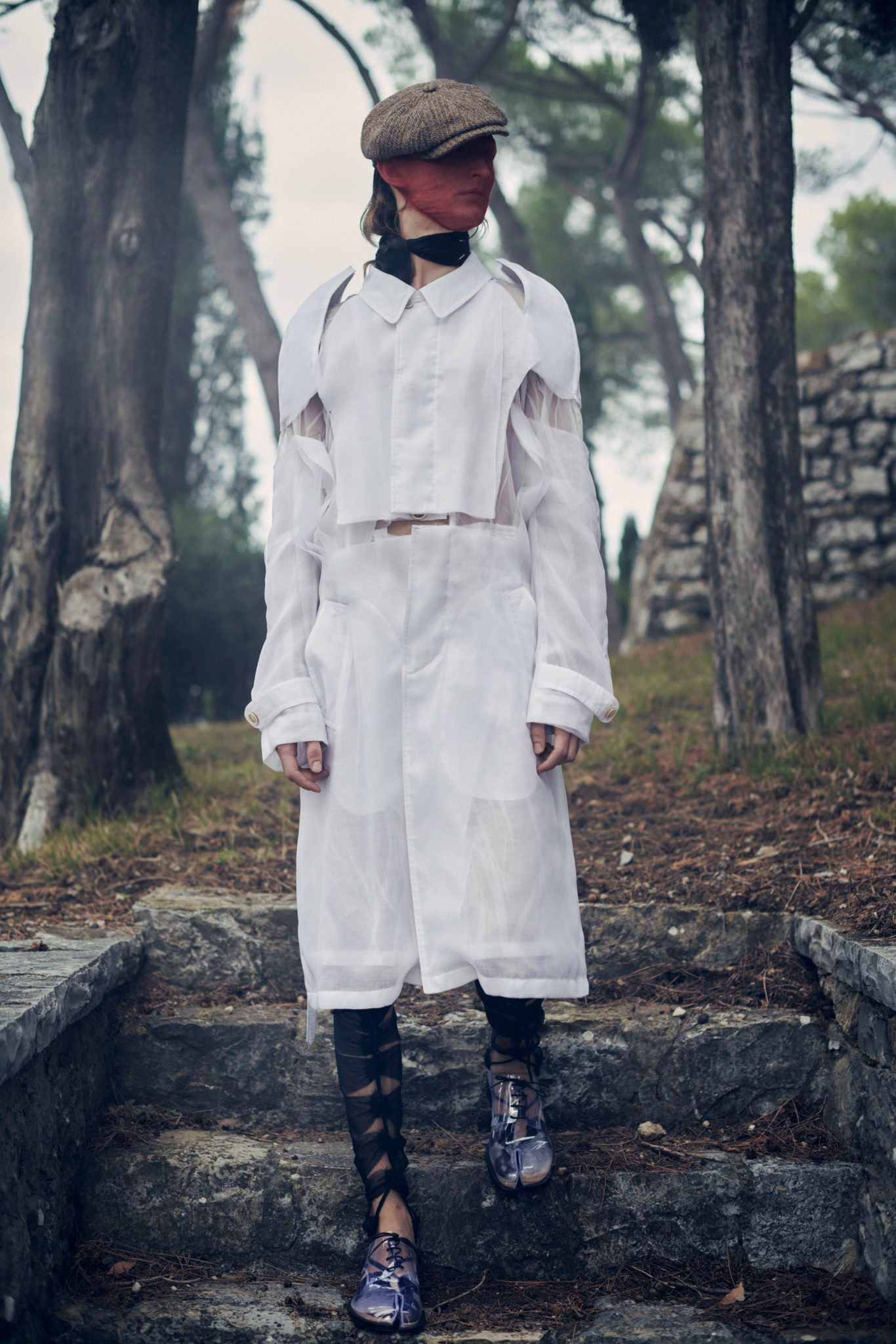 De SS21-collectie van Maison Margiela biedt stijlvolle inspiratie voor Halloween - 9