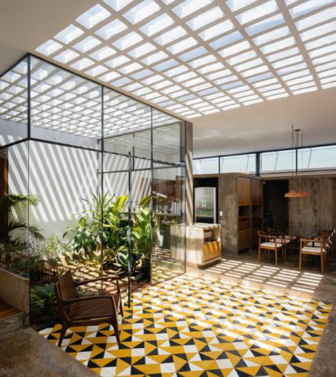 Laat je inspireren door deze mooie interieurs van plantenliefhebbers