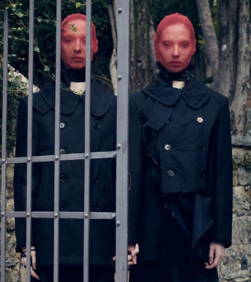 De SS21-collectie van Maison Margiela biedt stijlvolle inspiratie voor Halloween