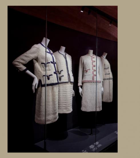 Eerste overzichtstentoonstelling over Coco Chanel opent in Parijs