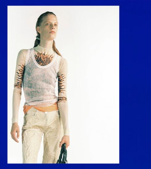 Bekijk hier de eerste collectie van Matthew M. Williams voor Givenchy