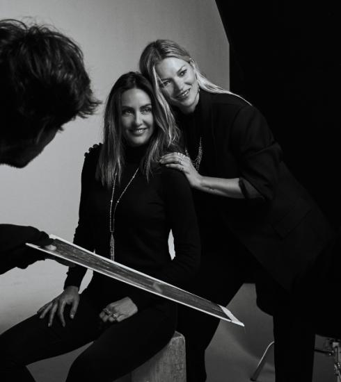 Zo ziet de eerste juwelencollectie van Kate Moss voor Messika eruit