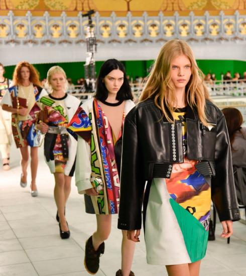 Louis Vuitton vervaagt de grenzen tussen mannelijk en vrouwelijk