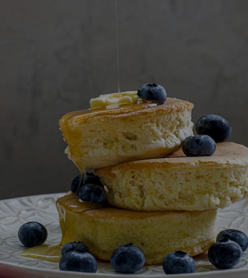 Hét recept voor Japanse fluffy pancakes