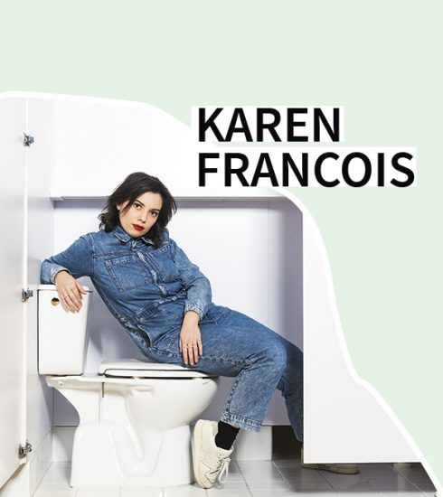 Woman to watch: Karen Francois