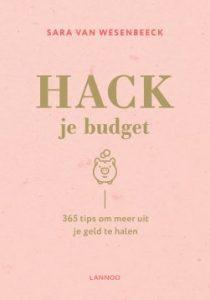 Hack je budget cover