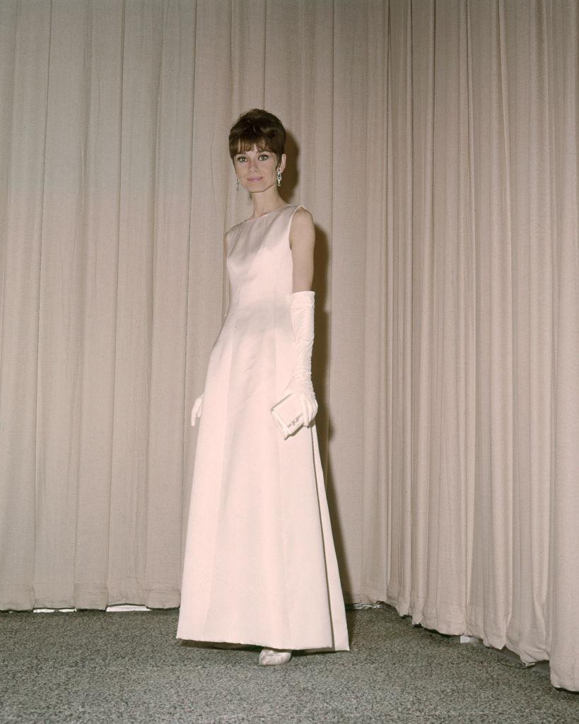 Audrey Hepburn in 1965.