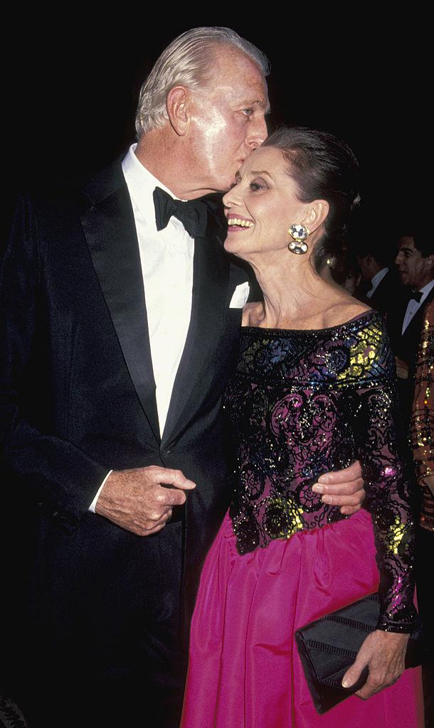 Audrey Hepburn in 1991
