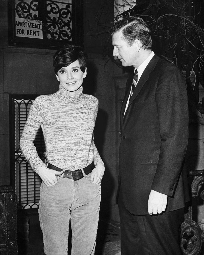 Audrey Hepburn in 1967
