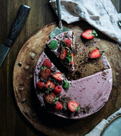 Met deze zoete vegan taarten hou jij de 'Try Vegan'-maand makkelijk vol