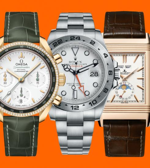 Rolex, Cartier, Omega… Welke horloges behouden hun waarde?