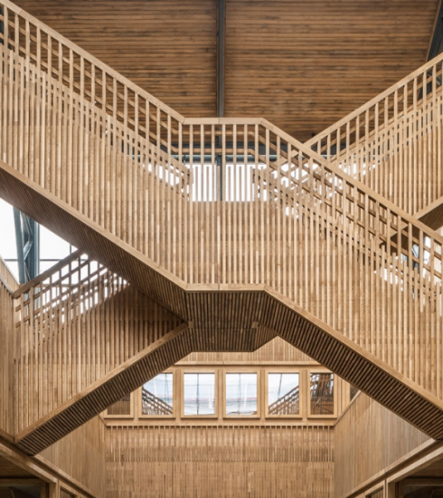 Gare Maritime in Brussel wint prestigieuze architectuurprijs