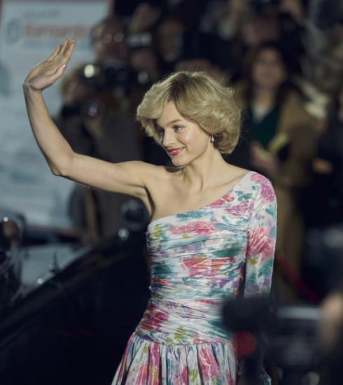 Op deze outfits van prinses Diana zijn de kostuums in 'The Crown' gebaseerd