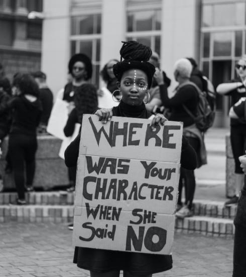 #ShutItAllDown: vrouwen strijden tegen gendergerelateerd geweld in Namibië