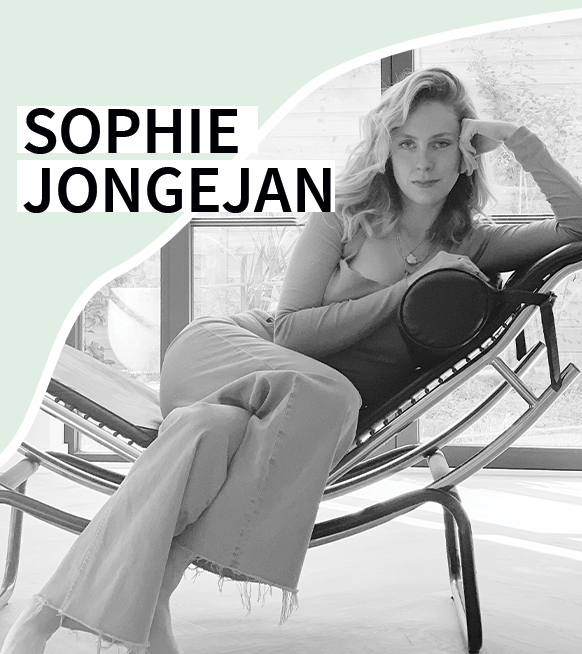 Woman to watch: Sophie Jongejan