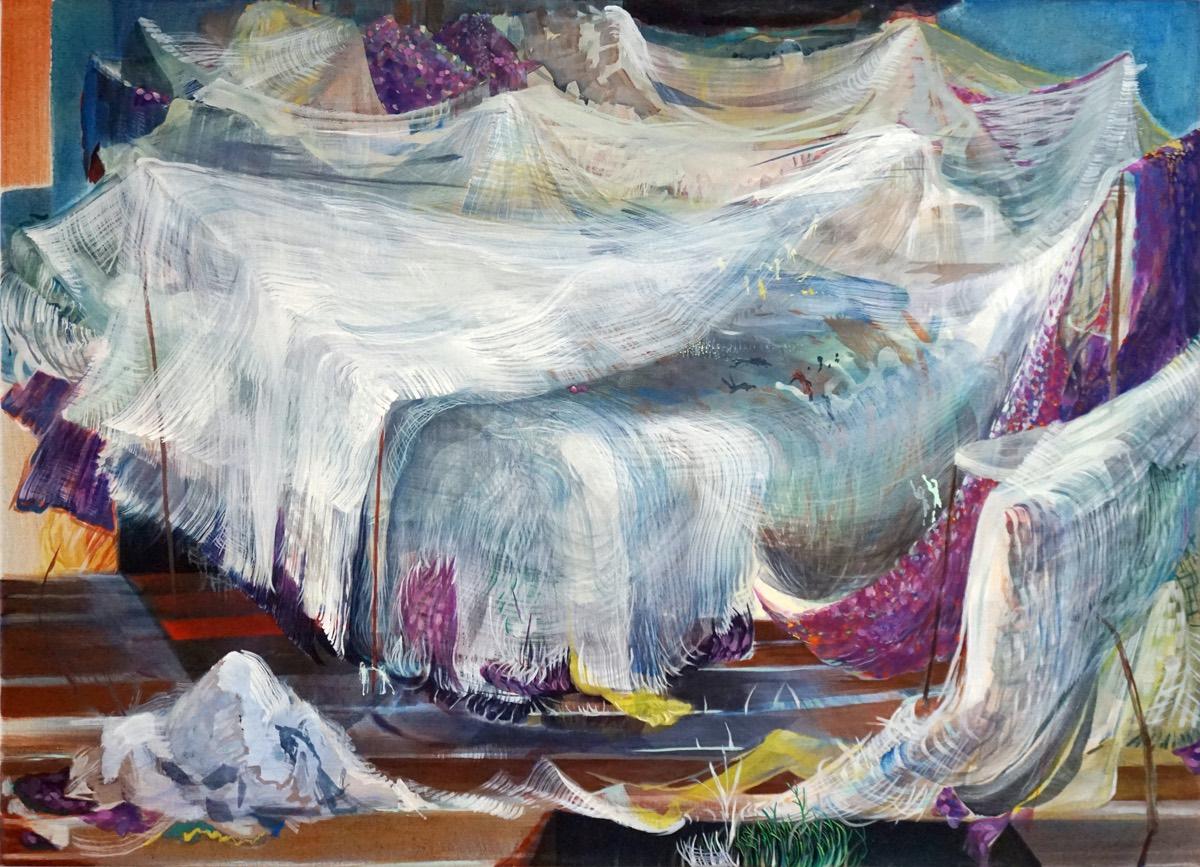 Beeld uit expo van Akiko Ueda