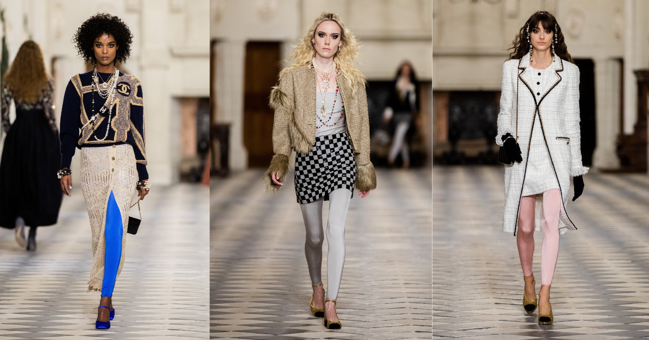3 looks van de Chanel Métiers d'Art-show