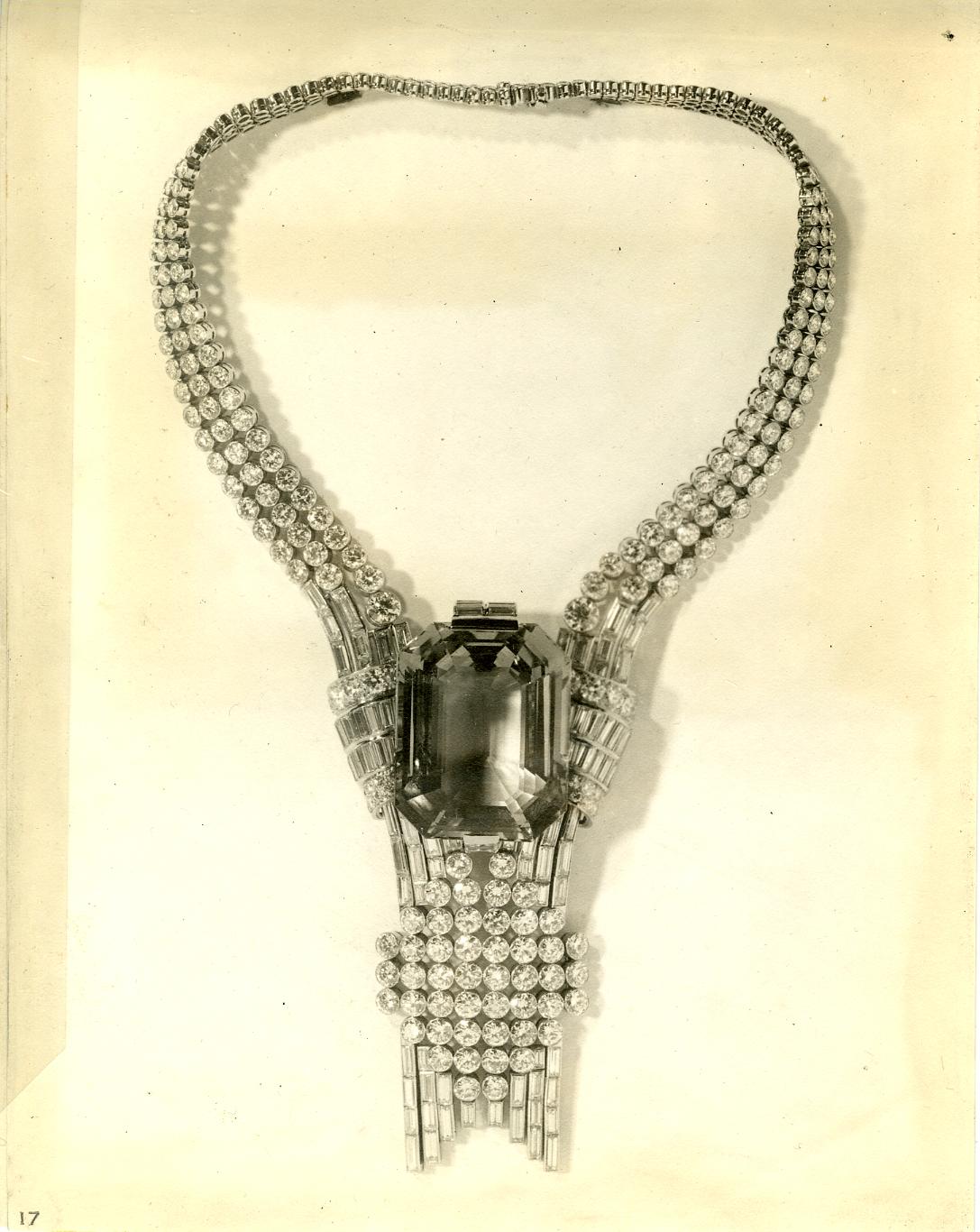 Tiffany & Co. maakt duurste halsketting ter wereld - 1