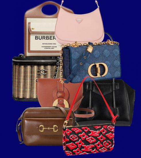 De nieuwste designertassen waar je écht in wil investeren