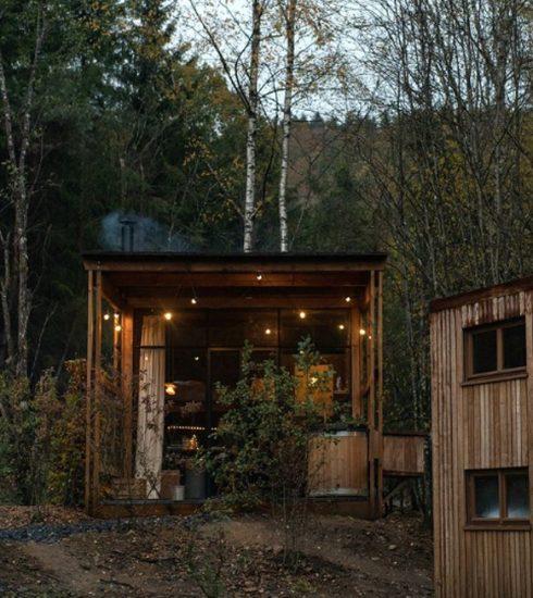 De mooiste cabins voor een vakantie in eigen land