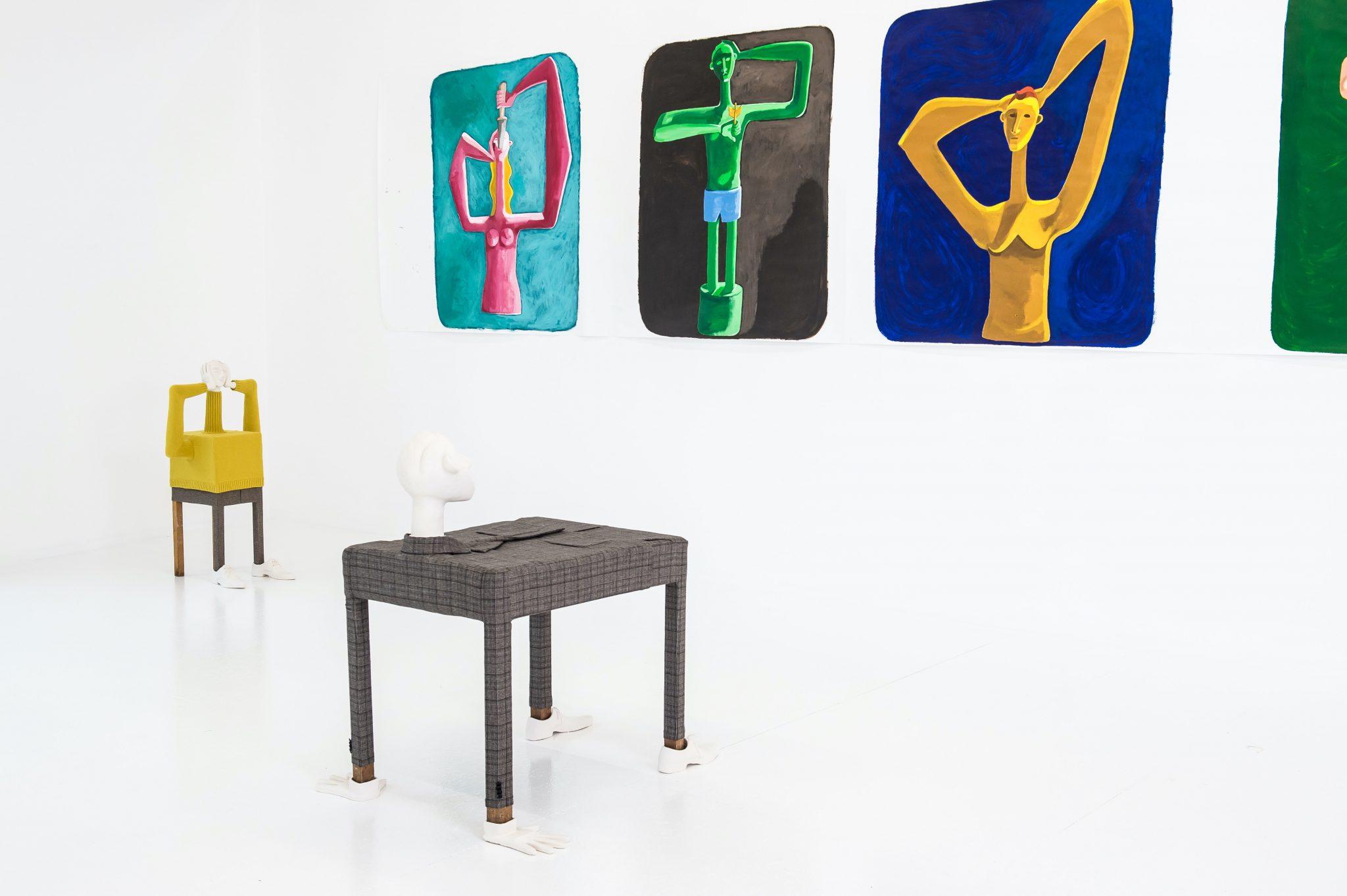 Expo van Dirk Van Saene