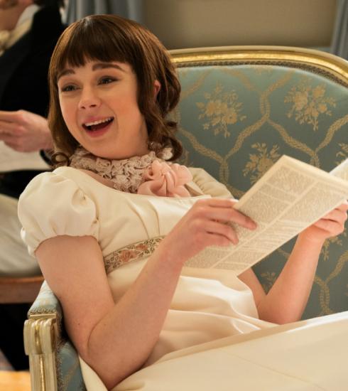Lady Whistledown kondigt officieel tweede seizoen van Bridgerton aan