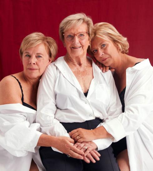 Maak kennis met de drie topvrouwen achter het Belgische lingeriebedrijf Van de Velde