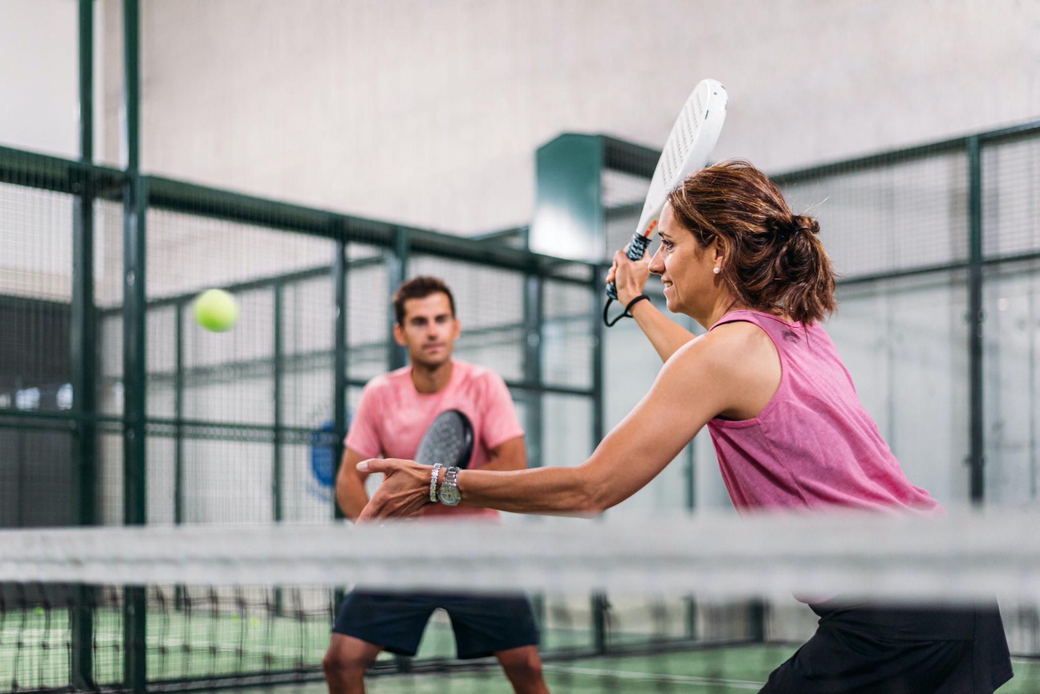 Fitness- en lifestyletrends: padel