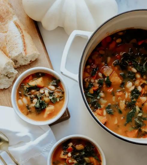 4 maaltijdsoepen om de winter door te komen