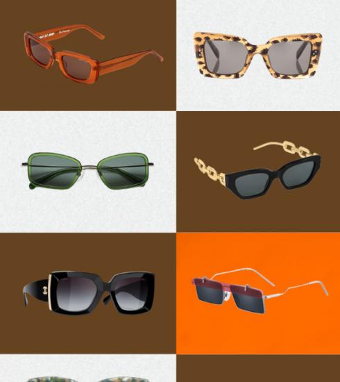 21 x zonnebrillen voor het eerste zonnig weekend van het jaar