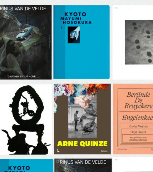 7 nieuwe koffietafelboeken voor op je salontafel