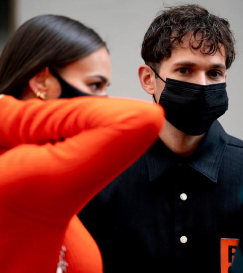 Draag je mondmasker: maar let op, sommige kunnen giftig zijn