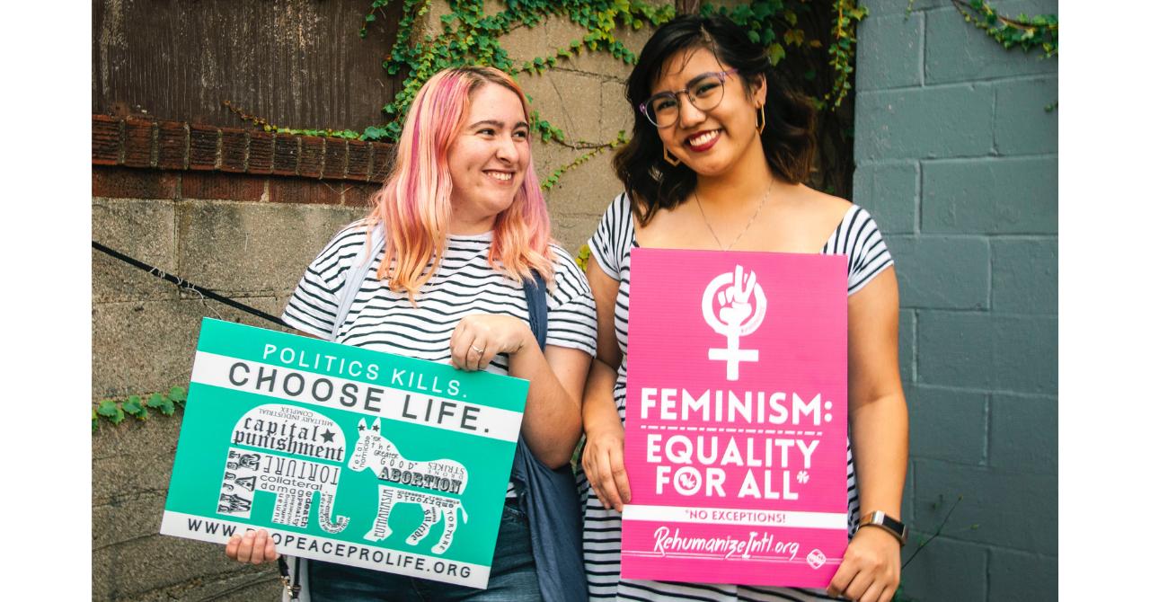 Vieren of protesteren? Elk land heeft zijn eigen traditie op Internationale Vrouwendag - 2