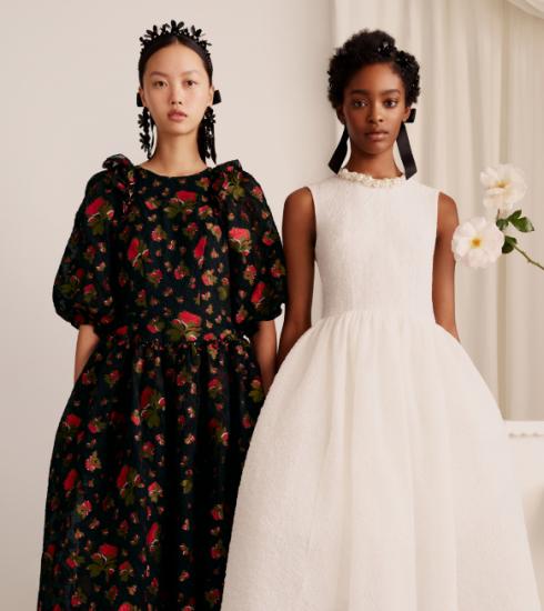 Bekijk hier als eerste de volledige collectie van Simone Rocha x H&M