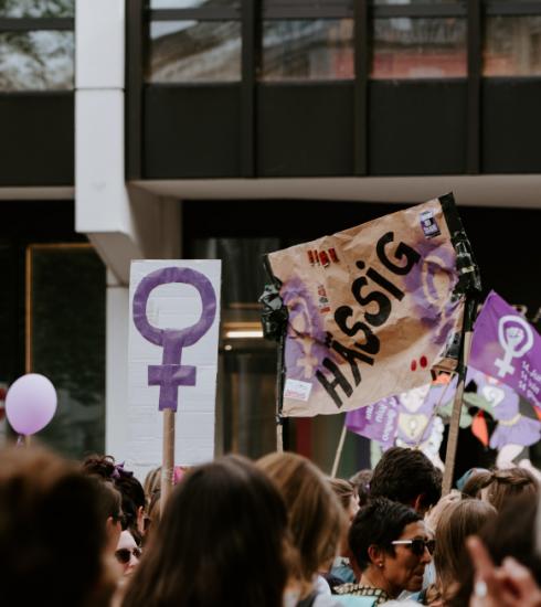 Vieren of protesteren? Elk land heeft zijn eigen traditie op Internationale Vrouwendag