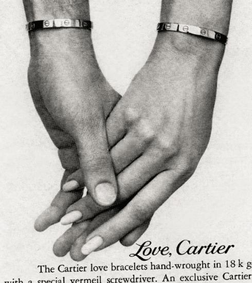 Ontdek de geschiedenis van de Love-armband van Cartier
