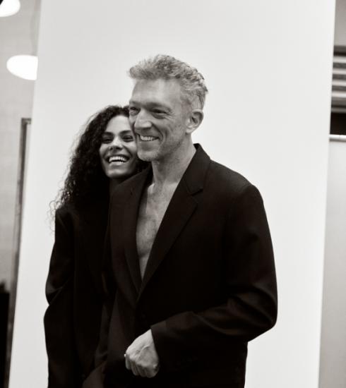 The Kooples strikt Vincent Cassel & Tina Kunakey als nieuwe ambassadeurs