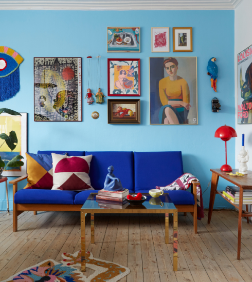Kleur in je interieur: zo kies je de juiste tint