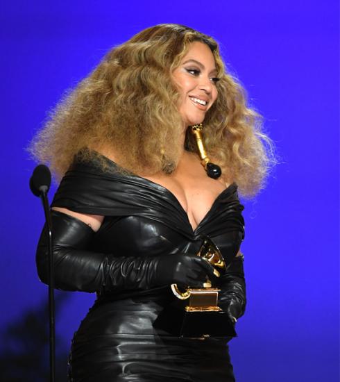 Grammy Awards 2021: vrouwen aan de top en Beyoncé als recordhouder