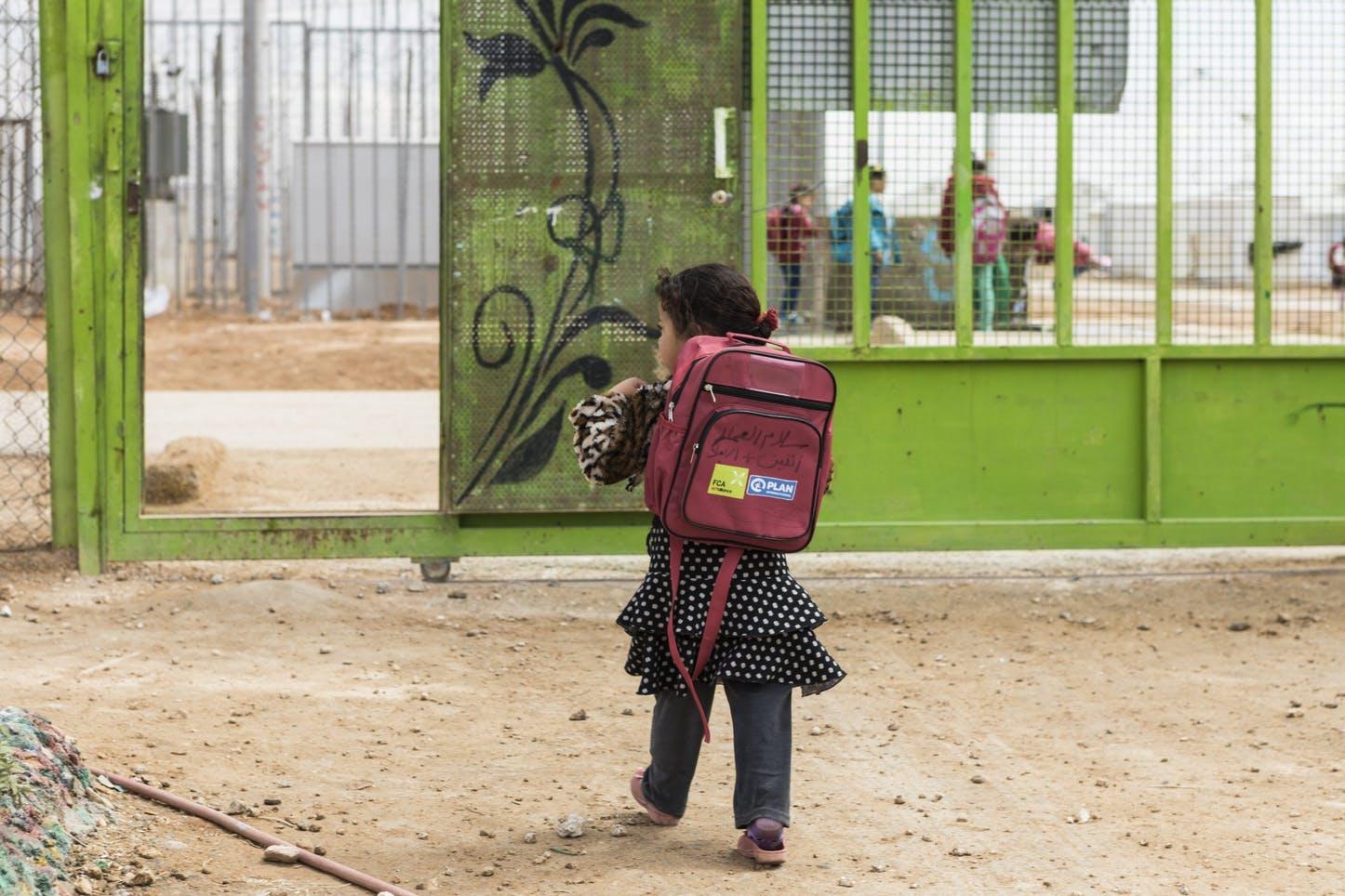 De impact van corona op vrouwelijke vluchtelingen is groter dan gedacht.