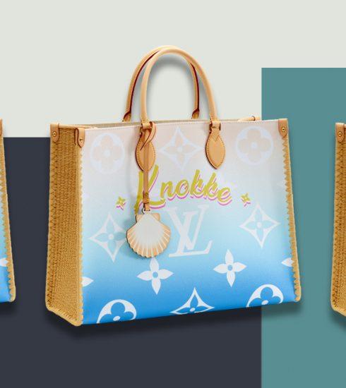 Louis Vuitton brengt opnieuw een ode aan Knokke met eigen handtas